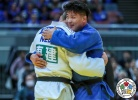 Noël Van 't End (NED), Shoichiro Mukai (JPN) - Grand Slam Osaka (2018, JPN) - © IJF Media Team, International Judo Federation