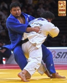 SungMin Kim (KOR) - Grand Slam Paris (2018, FRA) - © IJF Media Team, IJF