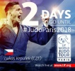 Lukas Krpálek (CZE) - Grand Slam Paris (2018, FRA) - © IJF Media Team, International Judo Federation