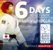 Uta Abe (JPN) - Grand Slam Paris (2018, FRA) - © IJF Media Team, International Judo Federation
