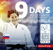 Tina Trstenjak (SLO) - Grand Slam Paris (2018, FRA) - © IJF Media Team, International Judo Federation