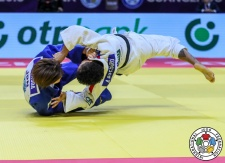 Natsumi Tsunoda (JPN) - IJF World Masters Guangzhou (2018, CHN) - © IJF Media Team, International Judo Federation