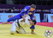 Aslan Lappinagov (RUS) - IJF World Masters Guangzhou (2018, CHN) - © IJF Media Team, International Judo Federation