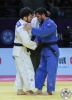 Yeldos Smetov (KAZ), Sharafuddin Lutfillaev (UZB) - IJF World Masters Guangzhou (2018, CHN) - © IJF Media Team, International Judo Federation