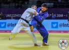 Amiran Papinashvili (GEO), Robert Mshvidobadze (RUS) - IJF World Masters Guangzhou (2018, CHN) - © IJF Media Team, International Judo Federation