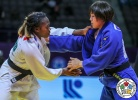 Clarisse Agbegnenou (FRA), Nami Nabekura (JPN) - IJF World Masters Guangzhou (2018, CHN) - © IJF Media Team, International Judo Federation