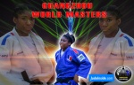 Marie Eve Gahié (FRA) - IJF World Masters Guangzhou (2018, CHN) - © Mongolian JudoHeroes