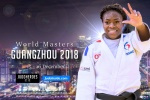 Clarisse Agbegnenou (FRA) - IJF World Masters Guangzhou (2018, CHN) - © JudoHeroes