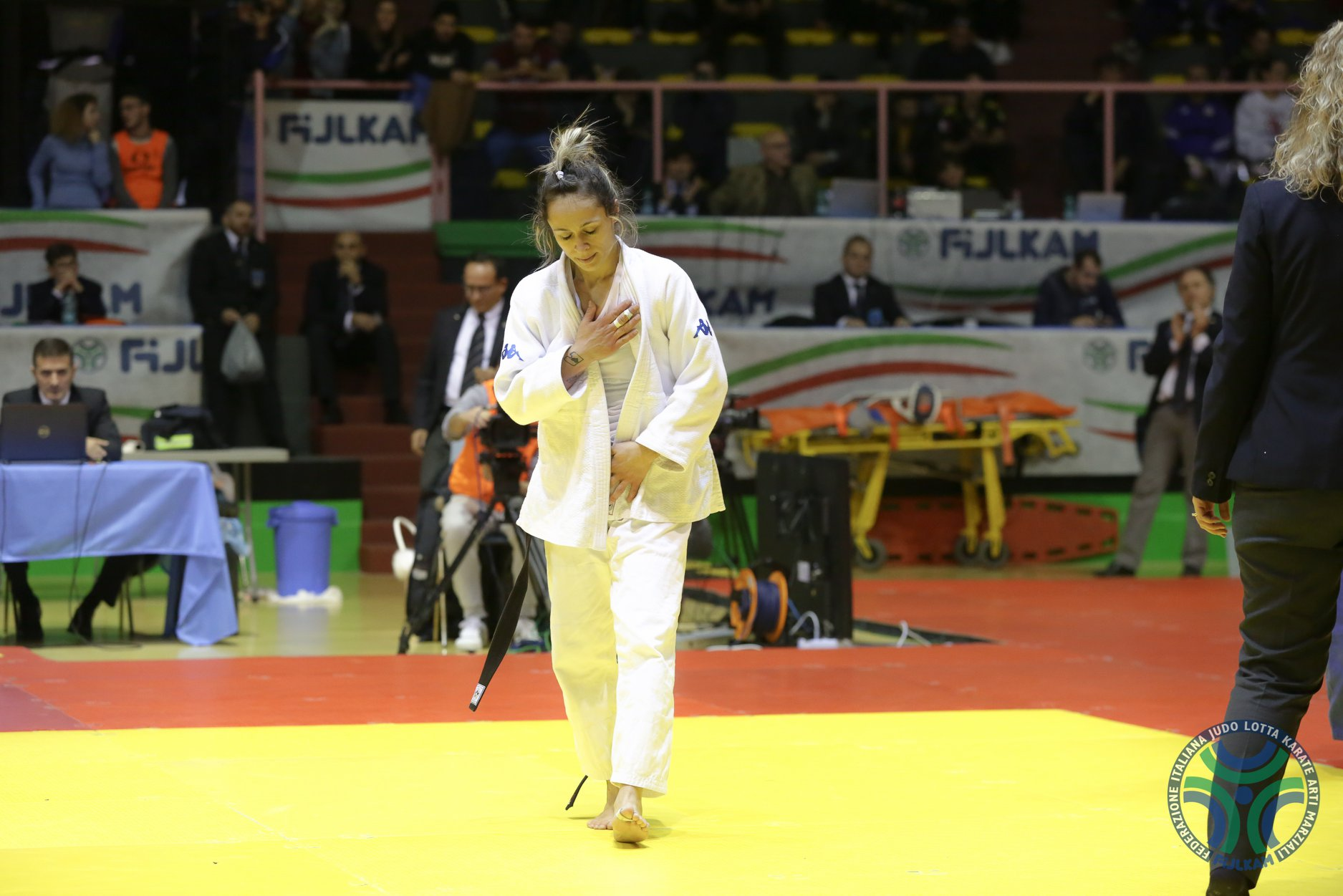Watch Daniela Krukower World Judo Champion video