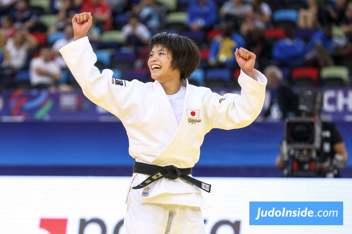 JudoInside - News - Uta Abe makes miracles come true with