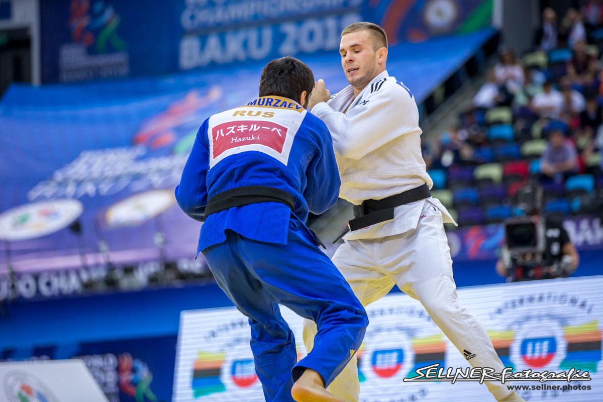Damian Szwarnowiecki Judoka JudoInside