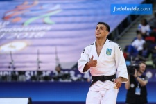 Georgii Zantaraia (UKR) - World Championships Baku (2018, AZE) - © JudoInside.com, judo news, results and photos