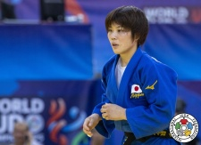 Ai Shishime (JPN) - World Championships Baku (2018, AZE) - © IJF Media Team, International Judo Federation