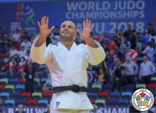 Guram Tushishvili (GEO) - World Championships Baku (2018, AZE) - © IJF Media Team, International Judo Federation