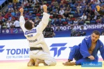 Robert Mshvidobadze (RUS), Amiran Papinashvili (GEO) - World Championships Baku (2018, AZE) - © JudoInside.com, judo news, results and photos