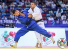 Amiran Papinashvili (GEO), Orkhan Safarov (AZE) - World Championships Baku (2018, AZE) - © IJF Media Team, International Judo Federation