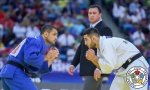 Amiran Papinashvili (GEO), Karamat Huseynov (AZE) - World Championships Baku (2018, AZE) - © IJF Media Team, International Judo Federation