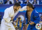 Karamat Huseynov (AZE), Amiran Papinashvili (GEO) - World Championships Baku (2018, AZE) - © IJF Media Team, International Judo Federation