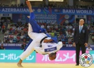 Baruch Shmailov (ISR) - World Championships Baku (2018, AZE) - © IJF Media Team, International Judo Federation