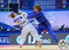 Yulia Kazarina (RUS), Da Sol Park (KOR) - World Championships Baku (2018, AZE) - © IJF Media Team, International Judo Federation