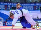 Da Sol Park (KOR) - World Championships Baku (2018, AZE) - © IJF Media Team, International Judo Federation