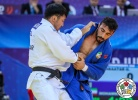 Odbayar Ganbaatar (MGL), Mohammad Mohammadi (IRI) - World Championships Baku (2018, AZE) - © IJF Media Team, International Judo Federation