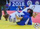 Alexandra Babintceva (RUS), Zhenzhao Ma (CHN) - World Championships Baku (2018, AZE) - © IJF Media Team, International Judo Federation