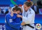 Klara Apotekar (SLO), Alexandra Babintceva (RUS) - World Championships Baku (2018, AZE) - © IJF Media Team, International Judo Federation