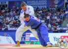 Alexandra Babintceva (RUS), Marhinde Verkerk (NED) - World Championships Baku (2018, AZE) - © IJF Media Team, International Judo Federation