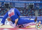 Henk Grol (NED), Mbagnick Ndiaye (SEN) - World Championships Baku (2018, AZE) - © IJF Media Team, International Judo Federation