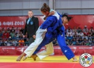 Nahomys Acosta Batte (CUB), Veronica Toniolo (ITA) - Youth Olympic Games Buenos Aires (2018, ARG) - © IJF Media Team, International Judo Federation