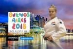 Marin Visser (NED) - Youth Olympic Games Buenos Aires (2018, ARG) - © JudoHeroes