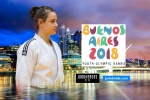 Raffaela Igl (GER) - Youth Olympic Games Buenos Aires (2018, ARG) - © JudoHeroes