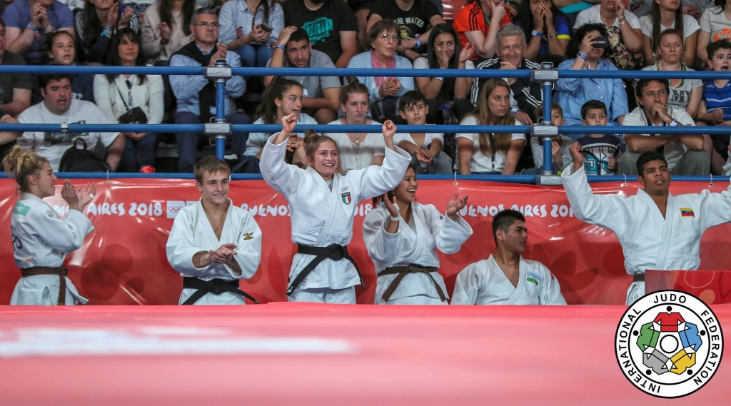 20181010_yog_ijf_day4_teams_9629_kolasau_artiom_toniolo_veronica