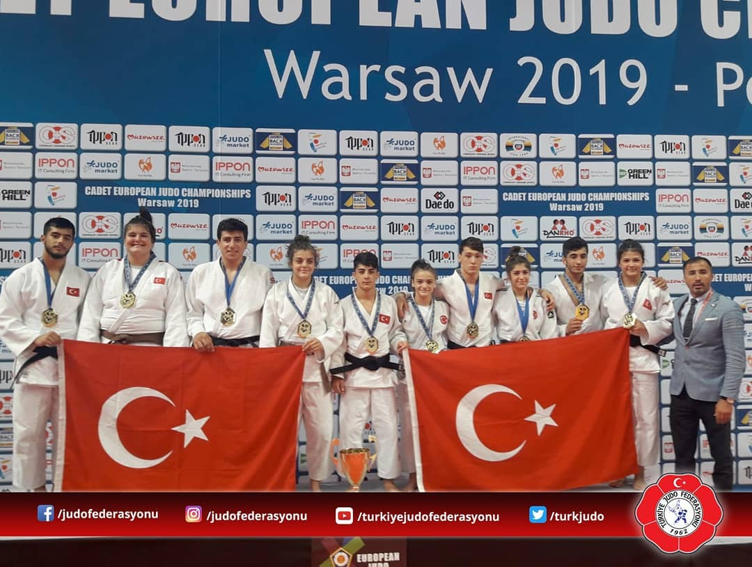 JudoInside - News - Turkey continues festivities with mixed