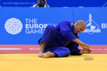 Henk Grol (NED) - European Games Minsk (2019, BLR) - © David Finch, Judophotos.com