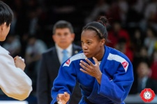 Maylin Del Toro Carvajal (CUB) - Grand Prix Antalya (2019, TUR) - © Turkish Judo Federation