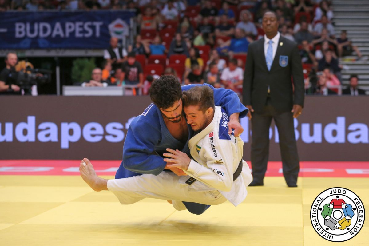 JudoInside - News - Budapest Grand Slam under pressure but still scheduled