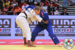 Gemma Howell (GBR) - Grand Prix Budapest (2019, HUN) - © IJF Emanuele Di Feliciantonio, International Judo Federation
