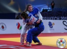 Timna Nelson Levy (ISR), Automne Pavia (FRA) - Grand Prix Marrakech (2019, MAR) - © IJF Gabriela Sabau, International Judo Federation