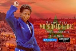 Amandine Buchard (FRA) - Grand Prix Marrakech (2019, MAR) - © JudoHeroes
