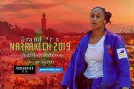 Assmaa Niang (MAR) - Grand Prix Marrakech (2019, MAR) - © JudoHeroes