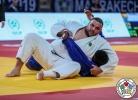 Mohamed Sofiane Belrekaa (ALG) - Grand Prix Marrakech (2019, MAR) - © IJF Gabriela Sabau, International Judo Federation
