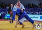 Ivan Remarenco (UAE), Danylo Hutsol (UKR) - Grand Prix Marrakech (2019, MAR) - © IJF Gabriela Sabau, International Judo Federation