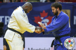 Teddy Riner (FRA), Ajax Tadehara (USA) - Grand Prix Montreal (2019, CAN) - © IJF Emanuele Di Feliciantonio, International Judo Federation