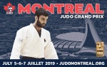 Antoine Bouchard (CAN) - Grand Prix Montreal (2019, CAN) - © Canada Judo