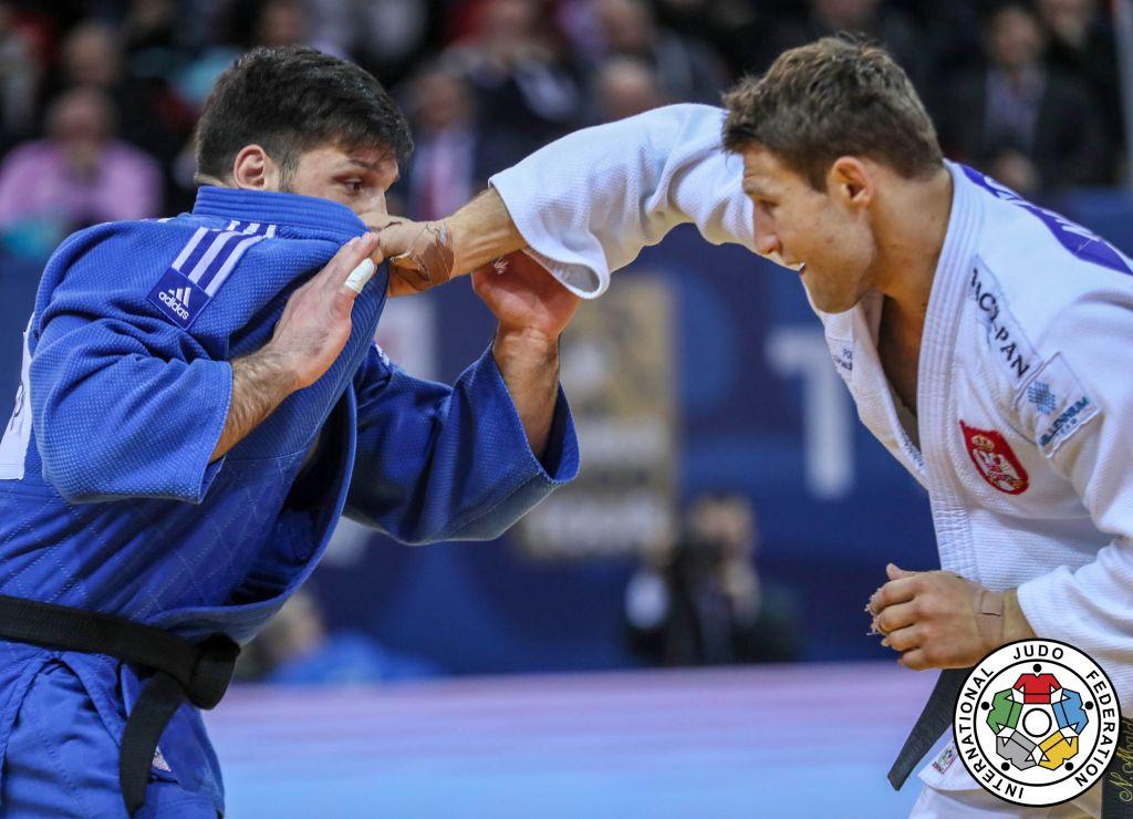 Beka Gviniashvili Judoka