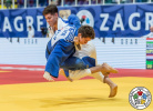 Sanshiro Murao (JPN), Falk Petersilka (GER) - Grand Prix Zagreb (2019, CRO) - © IJF Aurelien Brandenburger, 	International Judo Federation