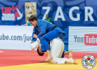 Kaouthar Ouallal (ALG) - Grand Prix Zagreb (2019, CRO) - © IJF Aurelien Brandenburger, 	International Judo Federation