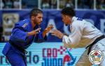 Krisztian Toth (HUN) - Grand Prix Zagreb (2019, CRO) - © IJF Marina Mayorova, International Judo Federation